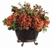 Uttermost  English Autumn Floral Bouquet
