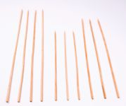"Bamboo Skewer, 10"" - 1000/Cs (10 X 100)"