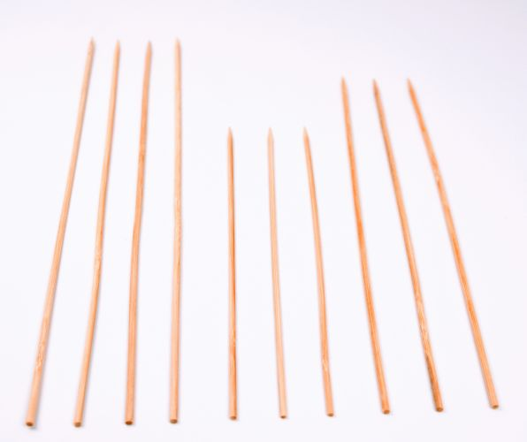 "Bamboo Skewer, 12"" - 800/Cs (8 X 100)"