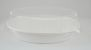 Oval Bowl Clear Lid-20 Oz - 500/Cs (4 X 125)