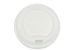 Hot Cup Lid-8 Oz-Compostable-Cpla - 1000/Cs (20 X 50)