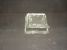 "Plate Lid, Square, Clear, 6"" - 500/Cs (4 X 125)"