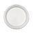 "Compostable 10"" Round Plate - 500/Cs (4 X 125)"