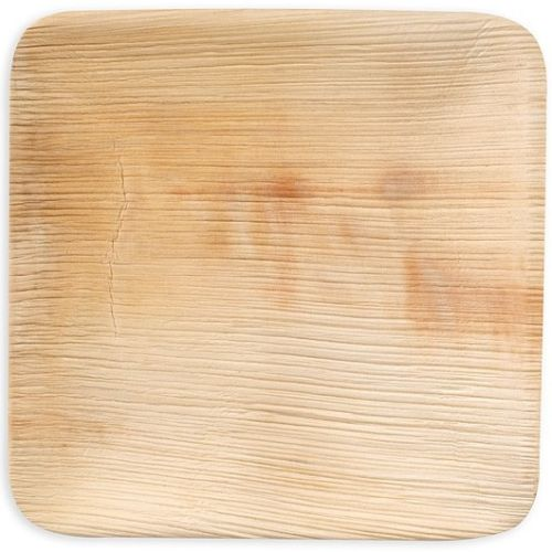 8 Inch Square Palm leaf Plates