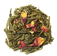 Kyoto Cherry Rose Sencha Tea