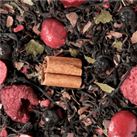Blueberry / Raspberry / Cocoa Black Tea Blend