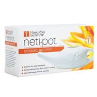 Neti Pot: Ceramic Neti Pot