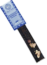 Moonlight Jasmine Incense: Plastic Package / Incense: 10 Sticks