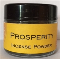 Prosperity Incense Powder: 20gm/Powder/Jar