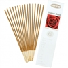 English Rose Incense Sticks: 25gm/ approx 18-20 Sticks