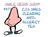 CJ's Sinus Clearing Anti-Allergy Tea