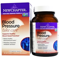 Blood Pressure Take Care: Bottle / Vegetarian Capsules: 60 Capsules