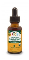 Kids Captain Concentrate: Dropper Bottle / Organic Alcohol-Free Extract: 1 Fluid Ounce