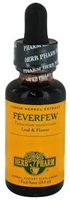 Feverfew: Dropper Bottle / Organic Alcoholic Extract: 1 Fluid Ounce