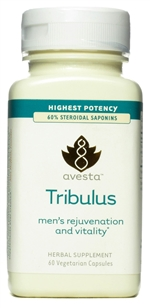 Tribulus: Bottle / Vegetarian Tablets: 60 Tablets