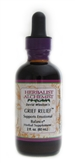 Grief Relief: Dropper Bottle / Organic Alcohol Extract: 2 Fluid Ounces