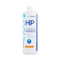 3% Food Grade Hydrogen Peroxide: Bottle / Liquid: 8 Fluid Ounces
