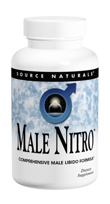Male Nitro: Bottle / Tablets: 30 Tablets