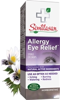 Allergy Eye Relief: Dropper Bottle / Liquid Eye Drops: 10 mL / 0.33 Fluid Ounces