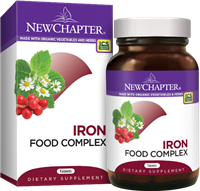 Iron Food Complex / 60 Vegetarian Tablets