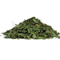 Bliberry Leaf: Bulk / Bilberry Leaf Cut & Sifted