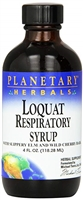 Loquat Respiratory Syrup: Bottle / Liquid : 4 Fluid Ounces