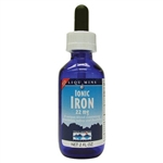 Ionic Iron: Bottle / Liquid: 2 Fluid Ounces