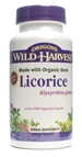 Licorice: Bottle / Organic, Non-GMO Vegetarian Capsules: 90 Capsules