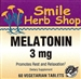 Melatonin 3mg 60's: Bottle / Tablets: 60 Vegetarian Tablets