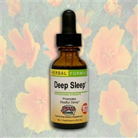 Deep Sleep 1 oz.: Dropper Bottle / Alcoholic Free: 1 Fluid Ounce