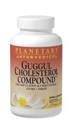 Guggul Cholesterol Compound: Bottle / Tablets: 90 Tablets