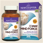LifeShield Mind Force 60s: Bottle / Vegetarian Capsules: 60 Capsules