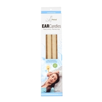 Ear Candles, Soy Blend: Box / Ear Candles: 4 Candles