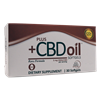 Plus CBD Oil Raw Softgels 5mg 30 softgels