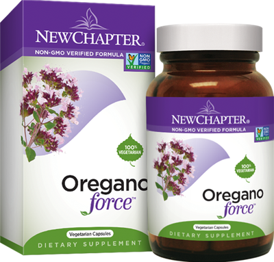 Oregano Force / 30 Vegetarian Capsules