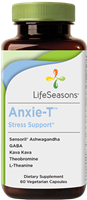 "Anxie-Tâ""¢ Stress Support, Trial Size: Bottle / Vegetarian Capsules: 14 Capsules"