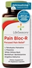 "Pain Bloc-Râ""¢ Natural Pain Relief Trial Size: Bottle / Vegetarian Capsules: 10 Capsules"