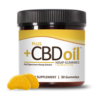 CBD Gummies Cherry Mango 30 count