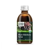 Black Elderberry Syrup: Bottle / Alcohol-Free Herbal Syrup: 3 Fluid Ounces