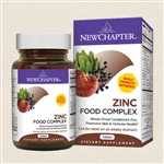 Zinc Food Complex 60s: Bottle / Tablets: 60 Tablets