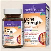 Bone Strength Take Care 120s: Bottle / Tablets: 120 Tablets