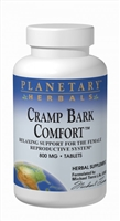 Cramp Bark Comfort: Bottle / Tablets: 60 Tablets