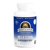 Sleep Science® Melatonin 3mg: Bottle / Timed-Release Tablets: 60 Capsules