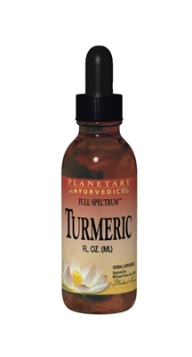 "Turmeric, Full Spectrumâ""¢ : Dropper Bottle / Liquid: 1 Fluid Ounce"