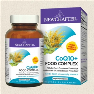 CoQ10+ Food Complex 30s: Bottle / Capsules: 30 Capsules