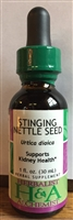 Stinging Nettle Seed: Dropper Bottle / Organic Alcohol Extract: 1 Fluid Ounce