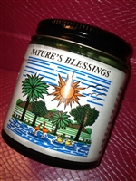 Nature's Blessing Hair Pomade: Jar / Pomade: 4 Ounces