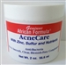 Acne Care: Jar: 2 Ounces