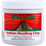 Indian Healing Clay: Jar: One pound jar