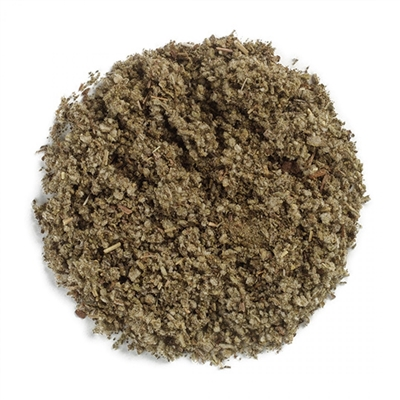 Sage: Bulk / Crushed Dalmatian Sage, Cut & Sifted